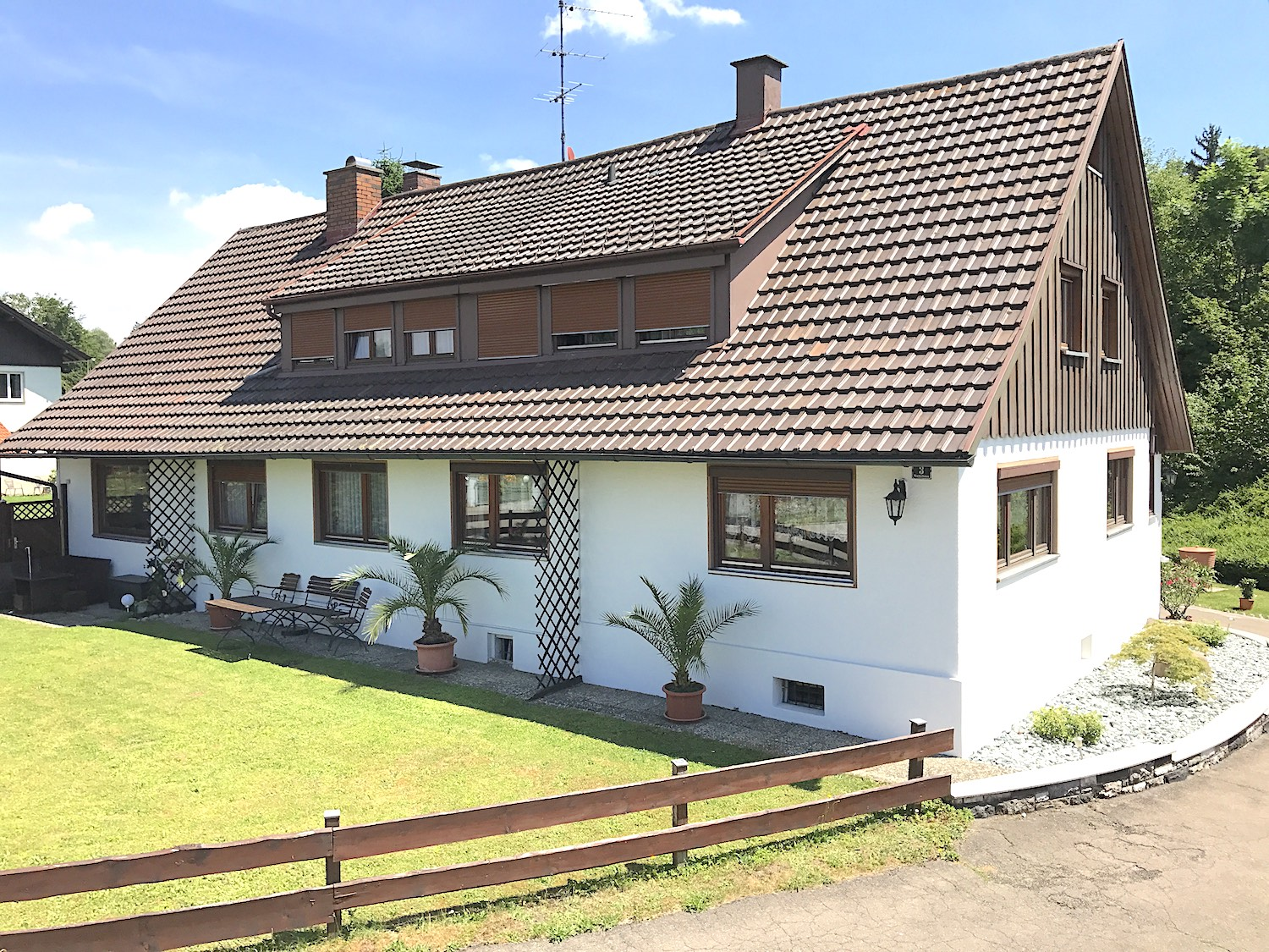 Holiday flat Messmer Lindau House front 1