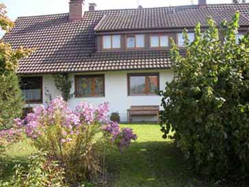 Holiday flat Messmer Lindau House front 2